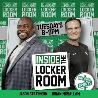 Inside the Locker Room Ep.004 | Lions Preseason Reaction, Stadium Vaccines and MSU Football Update