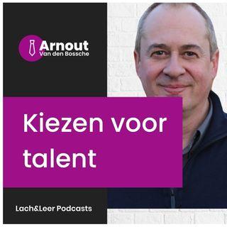 Wat zijn jouw talenten volgens Luk Dewulf - de Talentenfluisteraar