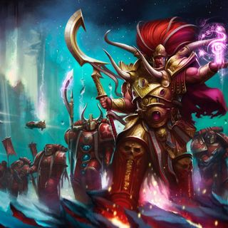 40 - Magnus el Rojo y los Mil Hijos