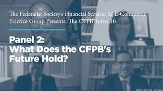 Panel 2: What Does the CFPB's Future Hold?