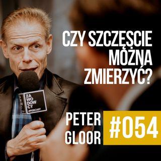 ZAWODOWCY #054 - Peter Gloor - Czy szczęście można zmierzyć?