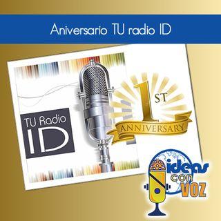 Aniversario TU radio ID