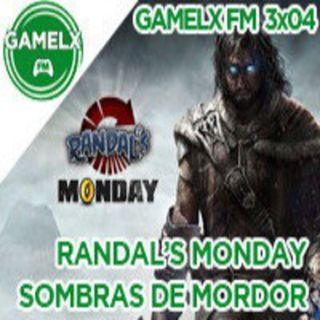 GAMELX FM 3x04 - Sombras de Mordor + Randal's Monday