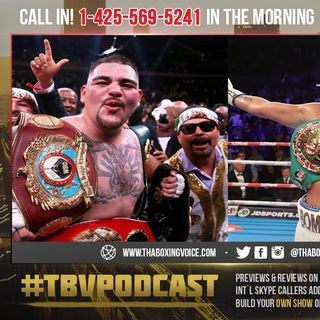 ☎️Andy Ruiz Jr. vs Tony Bellew 🤔Perfect U.K. 🇬🇧PPV Tune-Up fight For Ruiz Jr❓