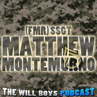 S1:E29 (FMR) SSGT Matthew Montemurno