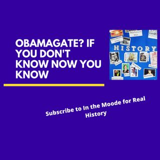 Obamagate: If You Don't Know Now You Know