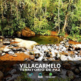 NUESTRO OXÍGENO Villacarmelo territorio de paz