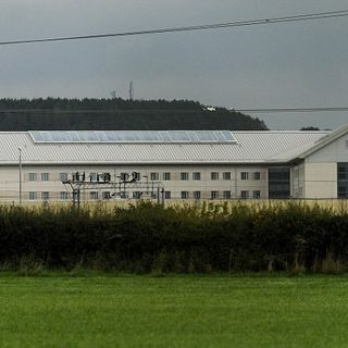 The HMP Howl. Boy's Hear Howls Close to Local Prison. Bigfoot/Dogmen Seen Close to Prisons
