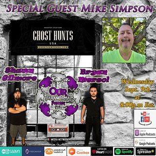 Special Guest Mike Simpson