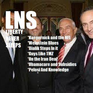 Liberty Never Sleeps 10/16/17 Show