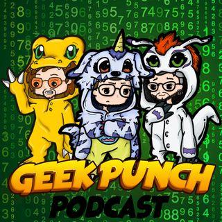 Geek Punch - Punch 2 - Digimon 1 - Ese Lapras sí está cool
