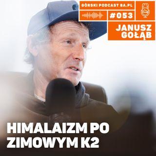 #053 8a.pl - Janusz Gołąb. Himalaizm zimowy po K2.