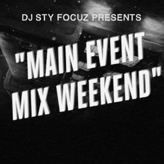 Christmas Mix Master Weekend Nas Style