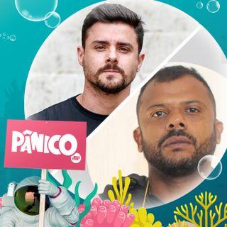 PÂNICO - AO VIVO - 03/02/2021 - Delegado Bruno de Lima e Delegado Da Cunha