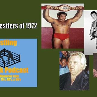 Best of Wrestlers 1972