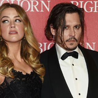 Actress Amber Heard Sets The Women's Movement Back By Lying On Ex Johnny Depp. Let's Discuss!