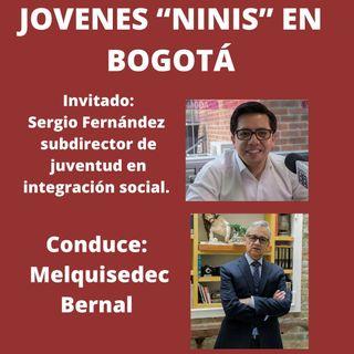 "Jóvenes ""Ninis"" en Bogotá"