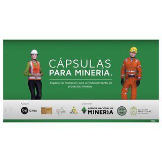 Cápsulas para minería. Episodio 1. Fundamentos normativos minero ambientales.