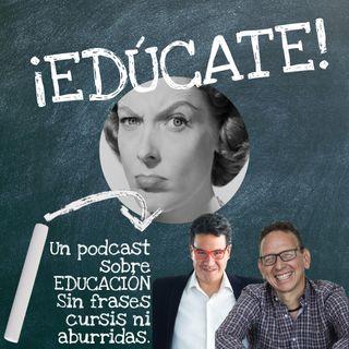 Edúcate 02 | El recreo y la vida en la escuela con distanciamiento social, lo que viene