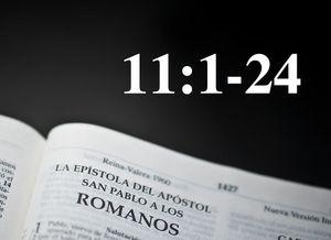 Romanos 11: 1-24 / Ahora que pasa con Israel? - Audio