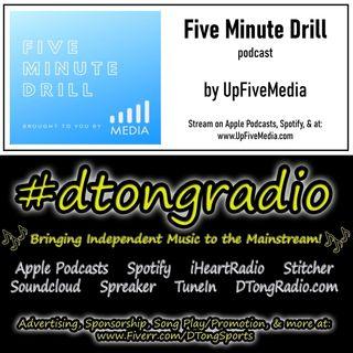 #MusicMonday on #dtongradio - Powered by UpFiveMedia.com