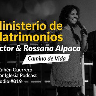 #019 Un Ministerio de Matrimonios Transformador