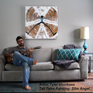 Tyler Voorhees: Mixed Media Artist
