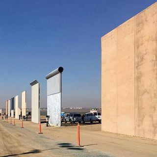 Juez bloquea construcción del muro en El Paso