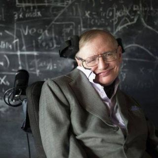 3° SEASON - EPISODE 23 - 19/03/2018 - Stephen Hawking