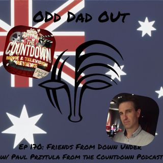 Friends From Down Under w/ Paul Przytula From the Countdown Podcast: ODO 170