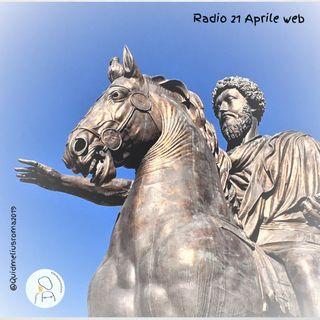 RADIO 21 APRILE WEB - Episodio 13 - CIVIS ROMANUS (O CIRCA ROMANUS) SUM!
