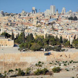 Walking Back to Jerusalem