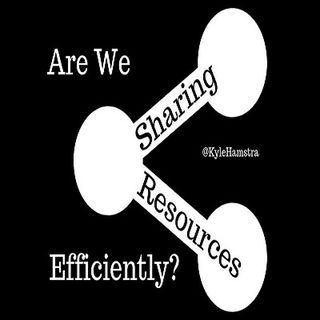 Are We Sharing Resources Efficiently?