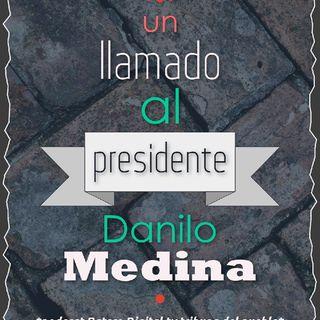 Frente Al Poder Hace Un Llamado Al Presidente Danilo Medina Por El Coronavirus