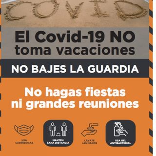 """Gobierno capitalino lanza la campaña """"no bajes la guardia"""""""