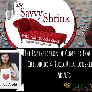 The Intersection of Complex Trauma in Childhood & Toxic Relationships in Adults