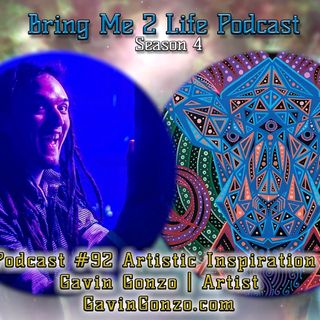 Ep. 92 Artistic Inspiration