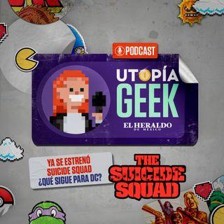 Suicide Squad; esto es lo que prepara DC tras su último estreno | Utopía Geek: Videojuegos y cómics