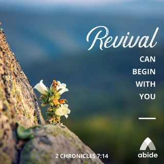 Revival Begins With Me