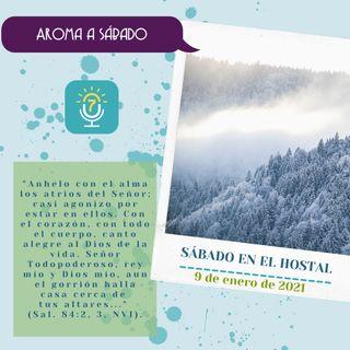 9 de enero - Sábado en el hostal - Etiquetas Para Reflexionar - Devocional de Jóvenes