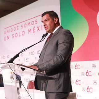 Ricardo Peralta asegura que en México no hay ingobernabilidad