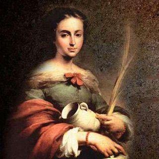 Santa Regina, Virgen y mártir