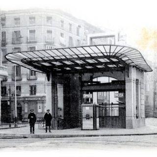 PodCastizo nº105. Historia de la Línea 1 del Metro de Madrid.