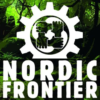 Nordic Frontier #15: George of Golden Dawn NY, Racial Awareness and Self-Hating Europeans