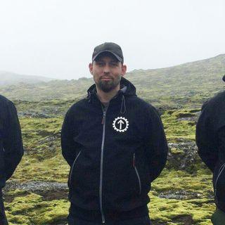 Islands chef Ríkharður intervjuas av Mer än ord