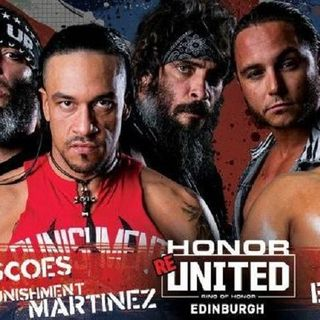 ENTHUSIASTIC REVIEWS #107: ROH Honor Reunited Day 1 8-16-2018 Watch-Along