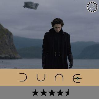DIUNA - CZĘŚĆ PIERWSZA (oby nie ostatnia) - RECENZJA FILMU