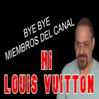 ADIOS MIEMBROS DEL CANAL