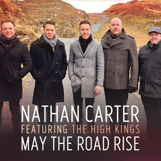 Nathan Carter has a new song featuring the High Kings