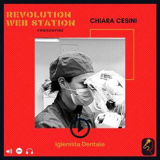 INTERVISTA CHIARA CESINI - IGIENISTA DENTALE